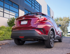 A 13.2-gallon fuel tank feeds a 2.0L four-cylinder engine that makes 144 hp.