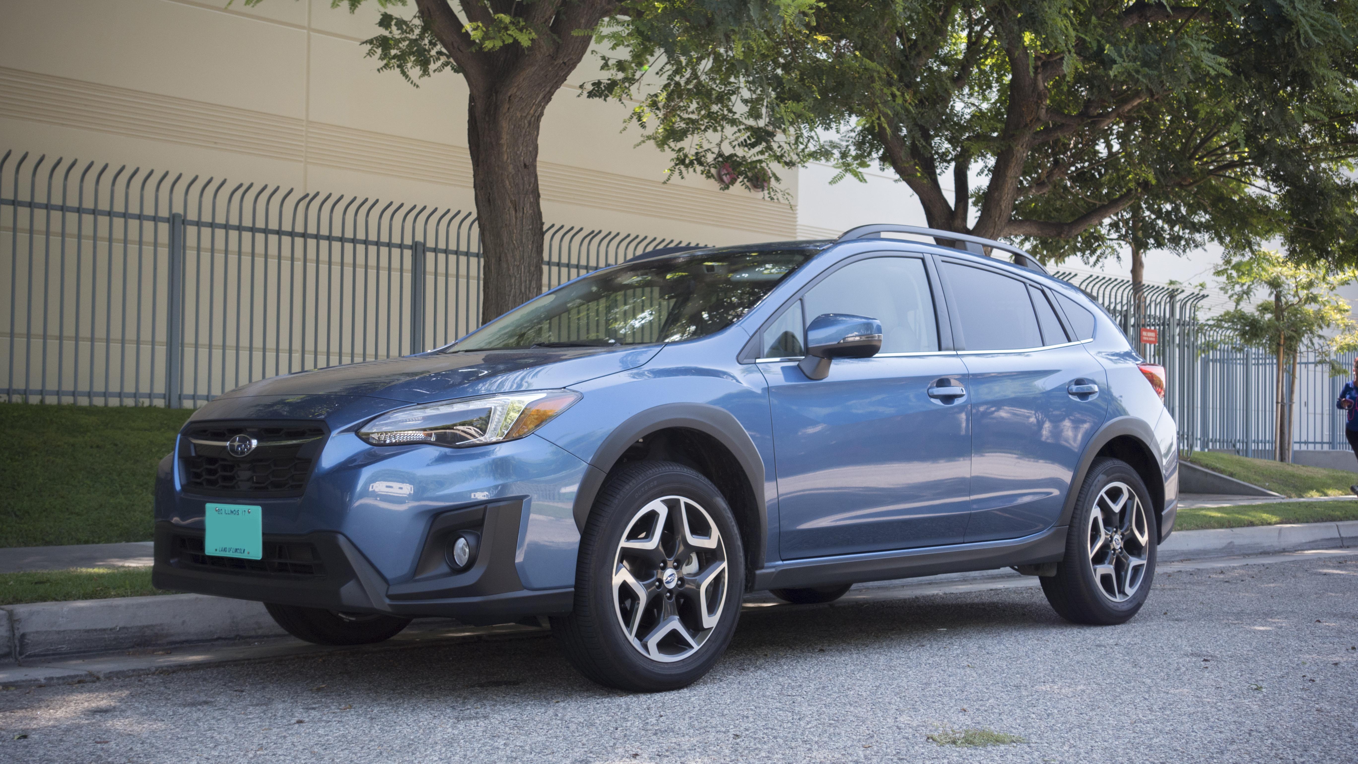 Subaru's 2018 Crosstrek