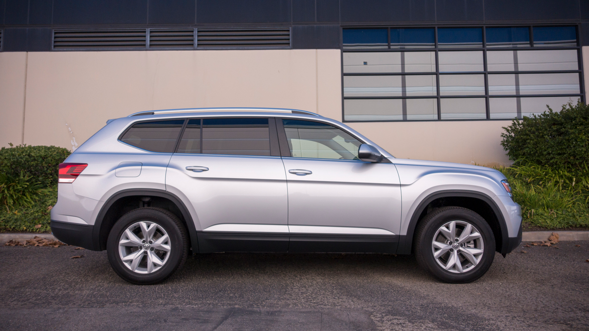 VW's three-row SUV would compete against larger mid-size SUVs such as the CX-9, Traverse,...