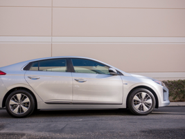 The Ioniq PHEV has an EPA rating of 52 mpg combined in gasoline mode.