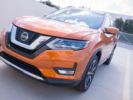Nissan added ProPilot Assist to the 2018 Rogue. The feature debuted on the 2018 Leaf.
