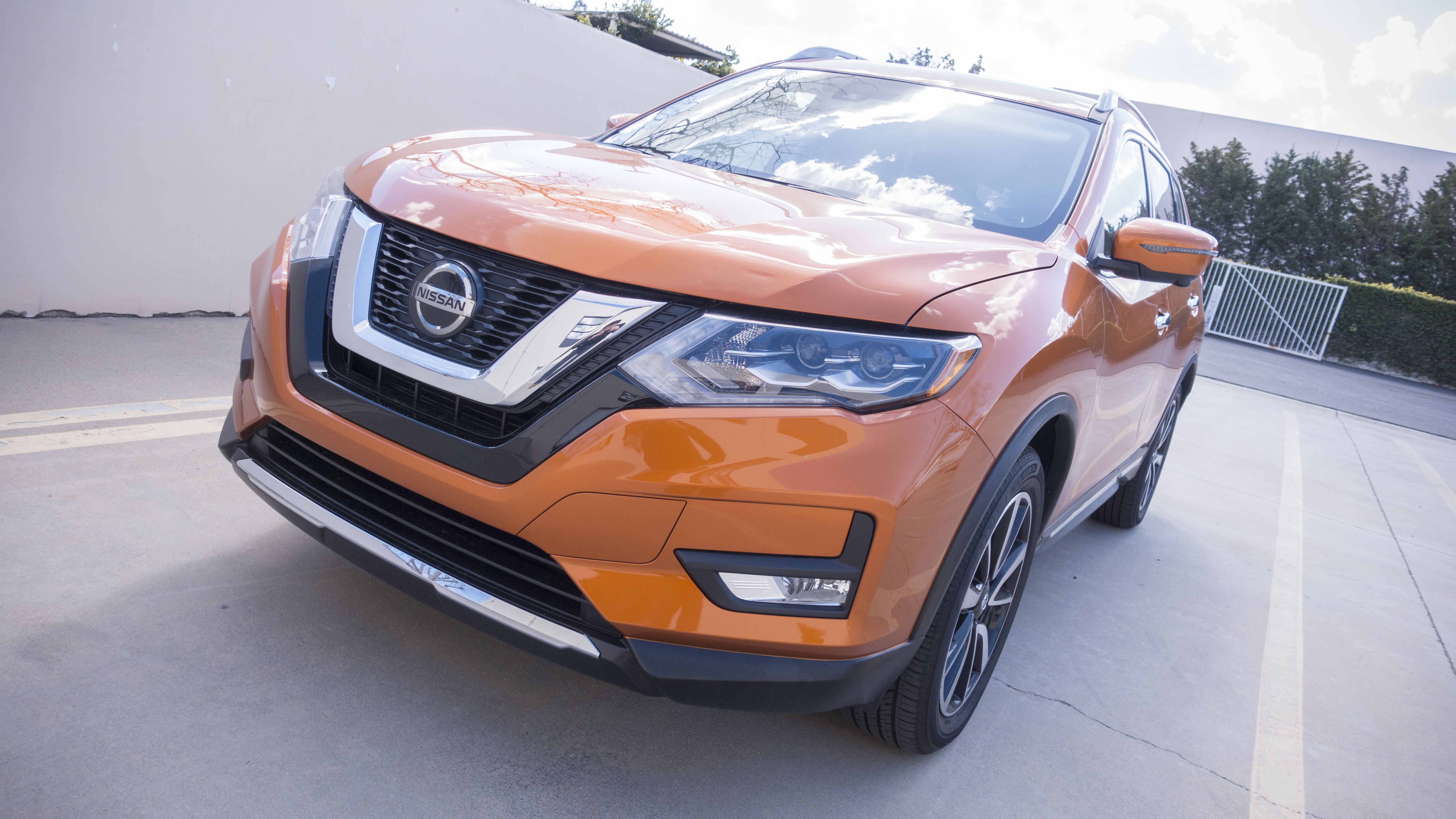 Nissan's 2018 Rogue with ProPilot Assist