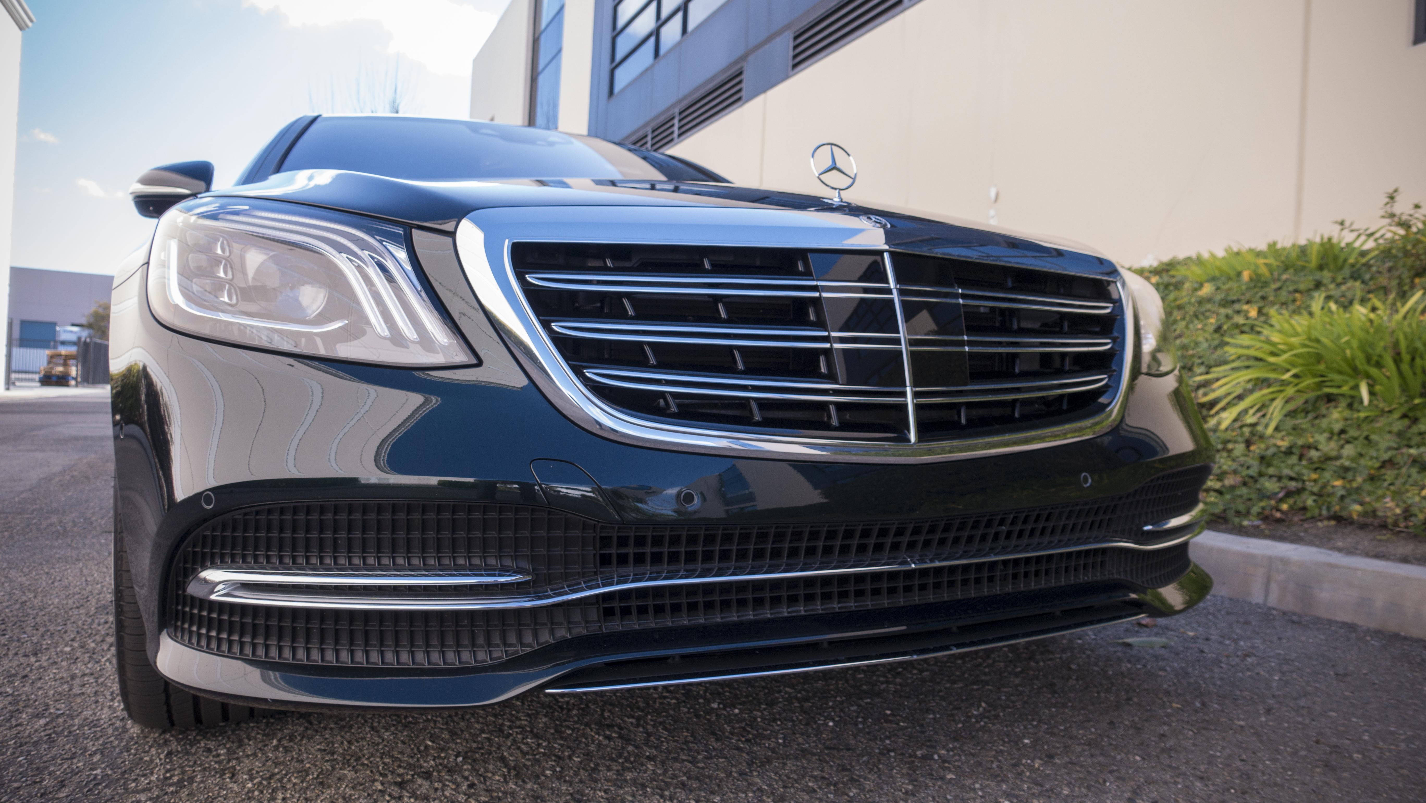Mercedes-Benz 2018 S450 Sedan