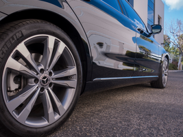Buyers can upgrade to 19-inch wheels.
