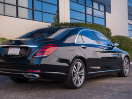 The S-Class starts at $89,900, but quickly escalates to six figures with optional equipment.