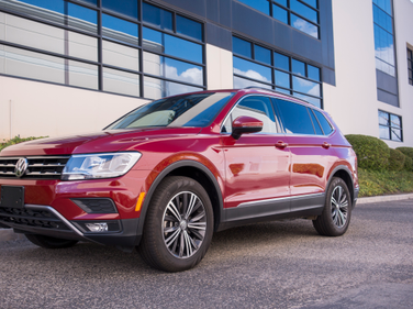 For 2018, Volkswagen will sell two Tiguan SUVs, including the renamed Tiguan Limited and new...