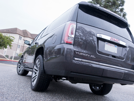 GMC has added an enhanced security package to the Yukon Denali.