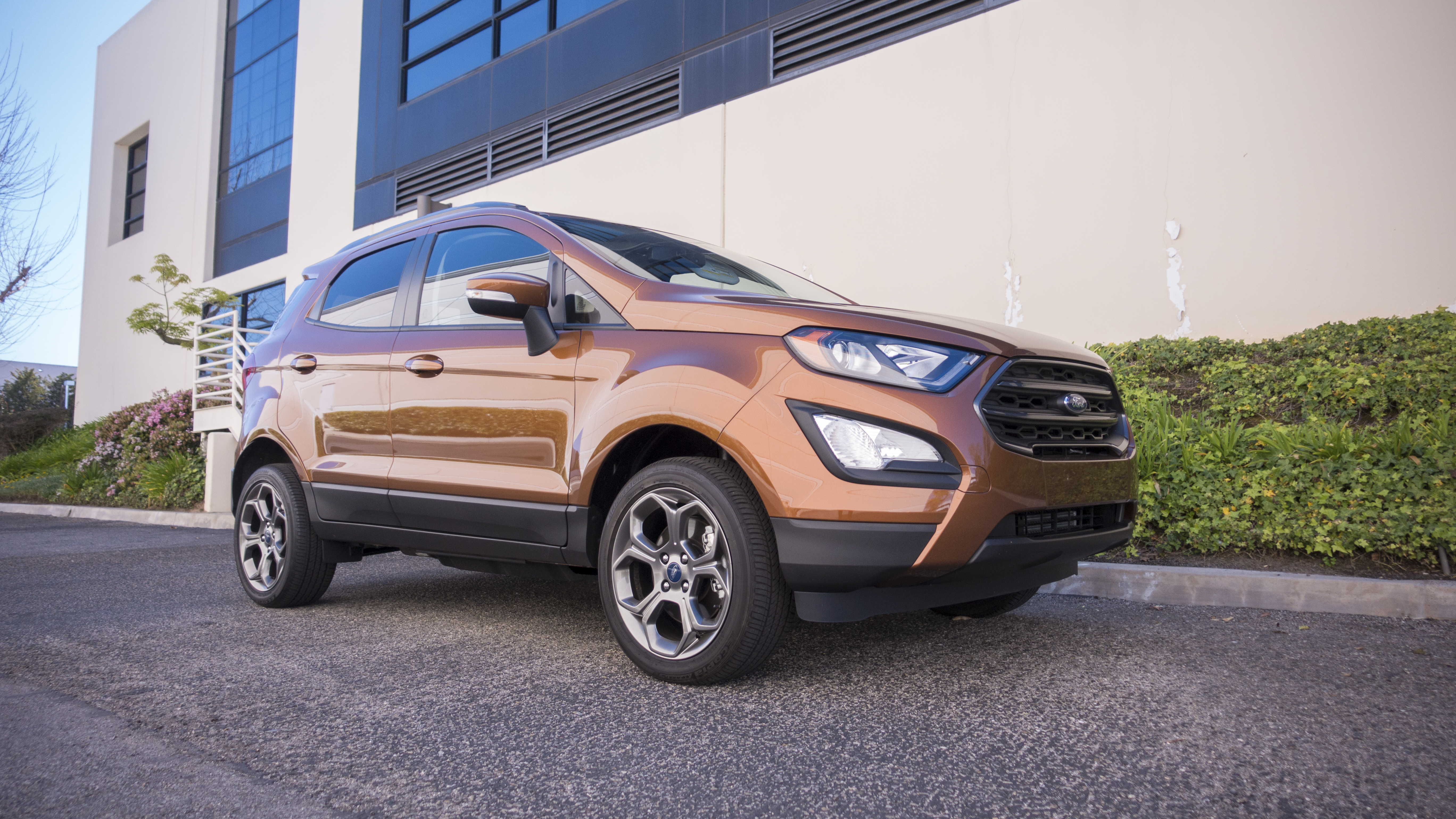 Ford's 2018 EcoSport