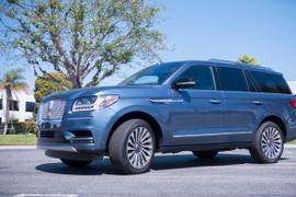 Lincoln's 2019 Navigator