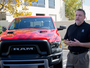 Dave Sowers, head of Ram Brand marketing, gave Bobit Business Media editors an overview of the...