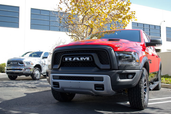 Ram's 1500 Rebel 4x4 Pickup