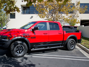 The Rebel comes only in a crew cab model.