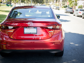 The Mazda3features an anti-theft engine immobilizer.