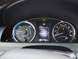 The standard 2.5-liter four-cylinder gasoline engine still makes 178 horsepower while the...