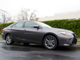 Although Toyota left the powertrain the same as the 2014-MY, that is one of the only...