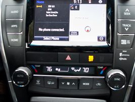 New safety features for the 2015-MY include a lane-departure warning system, automatic high-beam...