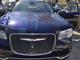 Chrysler 300C platinum model