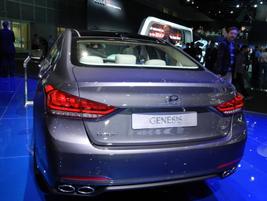 The 2015 Hyundai Genesis