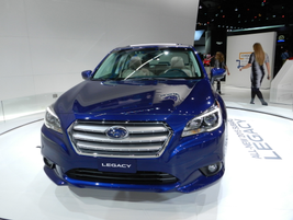 The 2015 Subaru Legacy