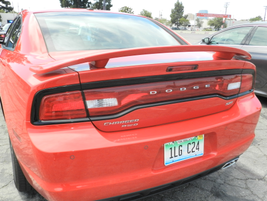 The Charger includes safety features such as Forward Collision Warning-Plus, Adaptive Cruise...