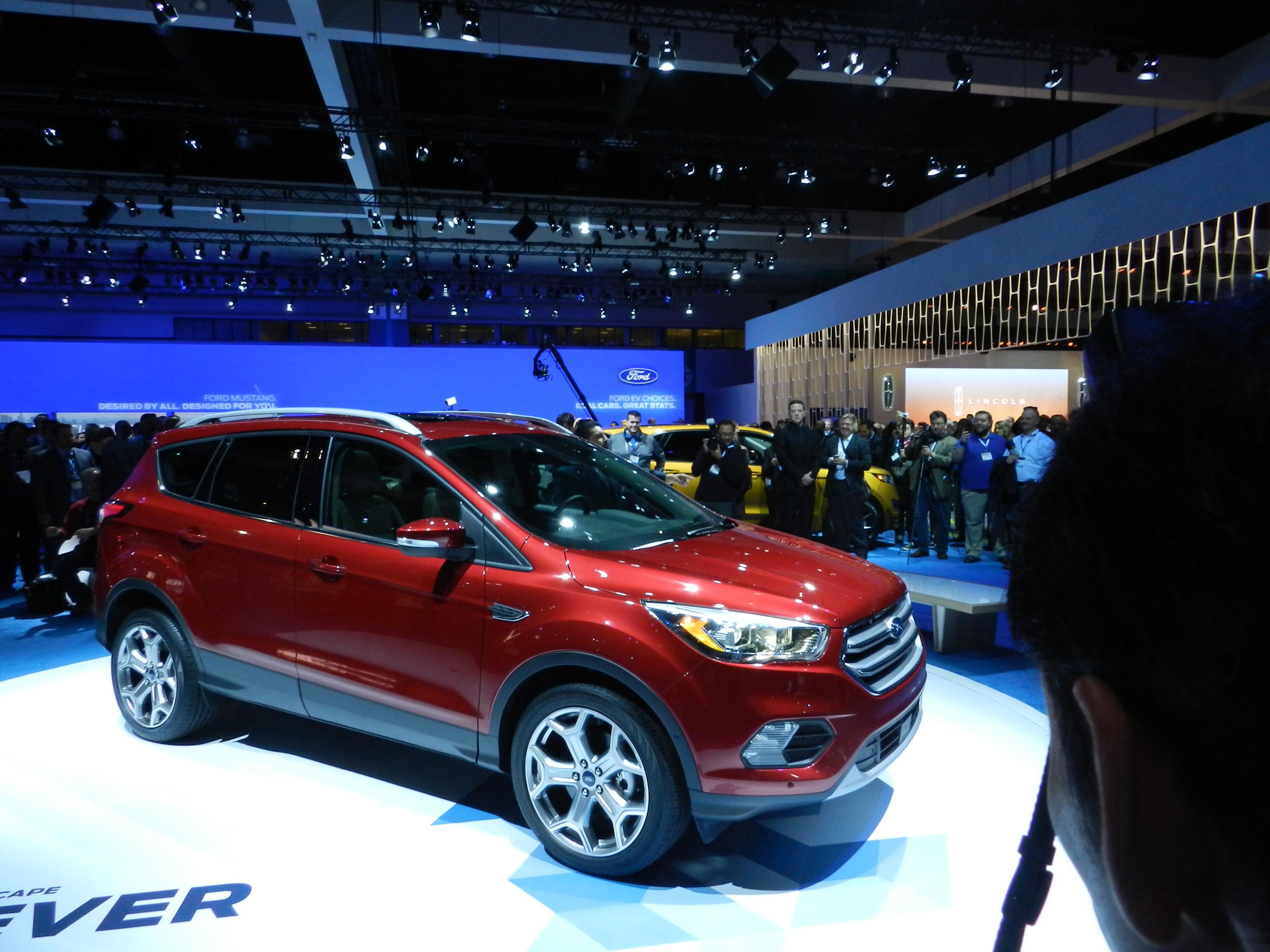 2015 L.A. Auto Show: SUVs