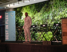 Emmitt Smith, former professional NFL player for the Dallas Cowboys and Arizona Cardinals, gave...