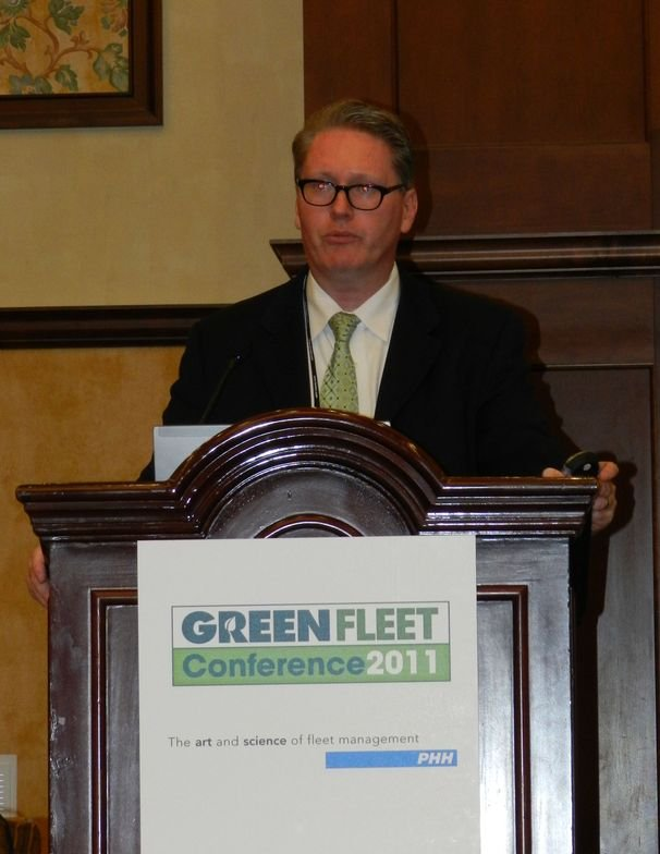 Kevin Campbell, City of Chicago, spoke about how the city improved customer satisfaction by...