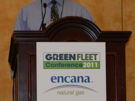 During a concurrent session, Bill Burns, fleet operations manager, spoke about the City of...