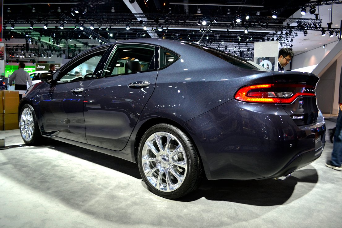 The Dodge Dart earned a five-star safety rating from NHTSA in October 2012.