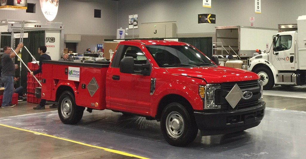 2017 Work Truck Show in Pictures