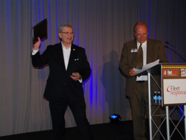 NETS Executive Director Jack Hanley was recognized for his commitment to fleet safety at the...