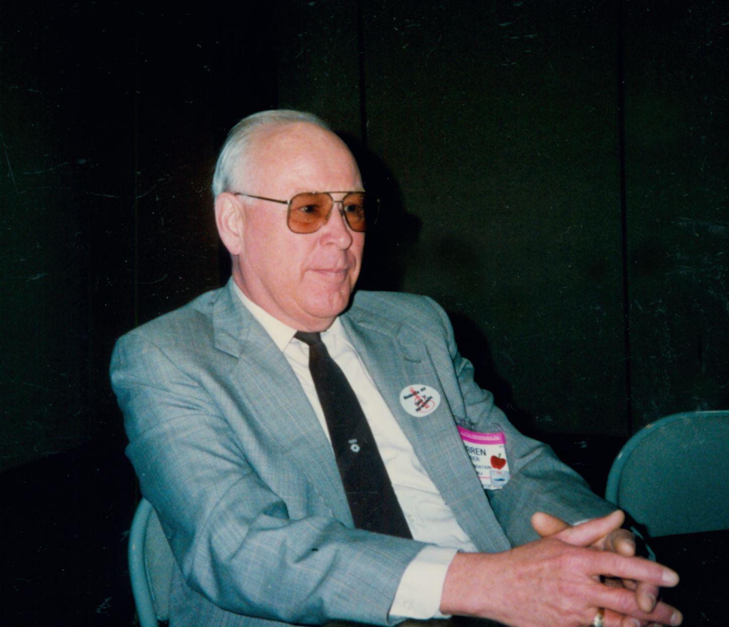 In Memoriam: A. Warren Feirer
