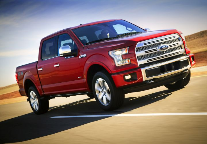 Ford's 2015 F-150 Pickup