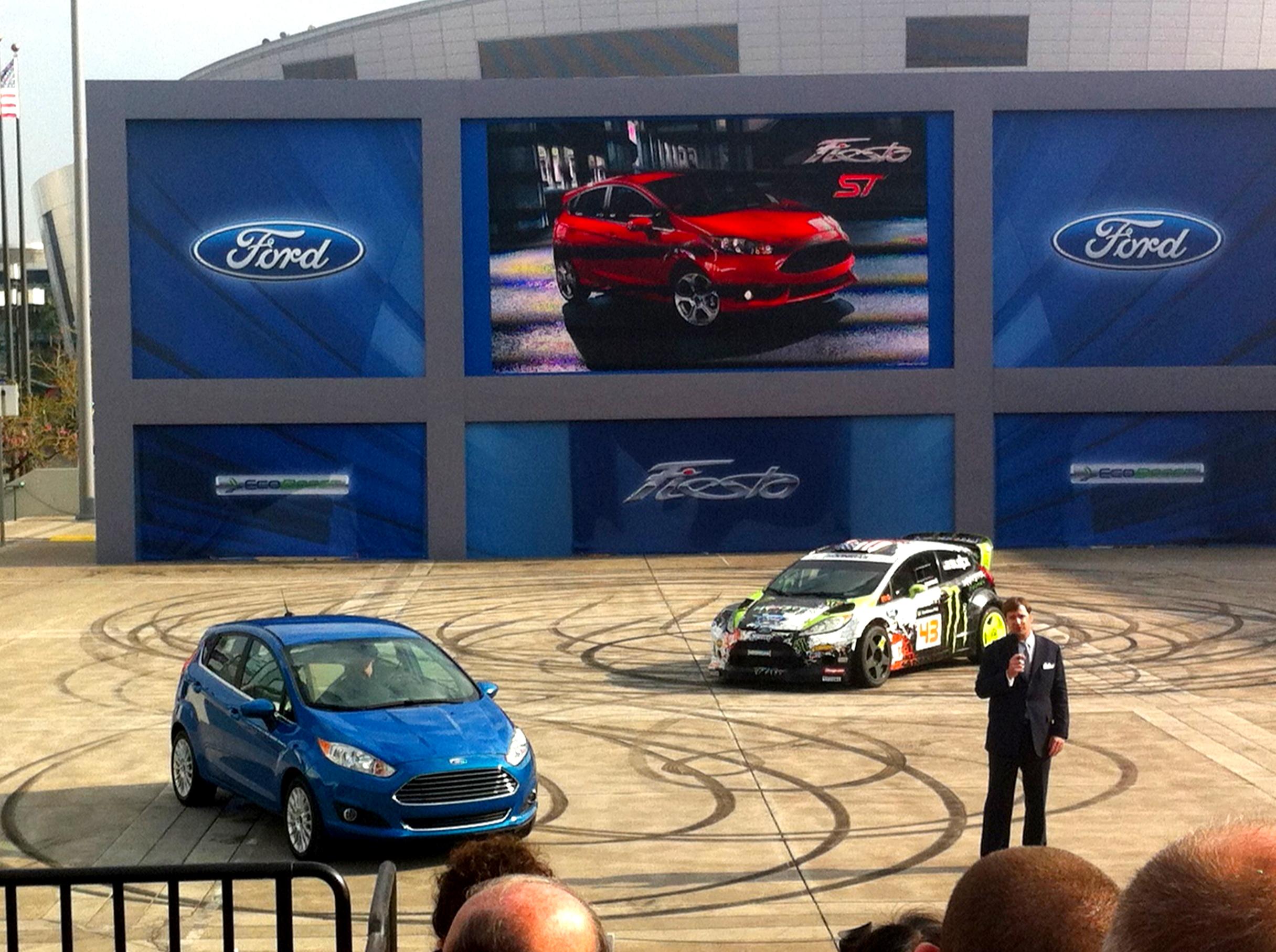 2012 L.A. Auto Show: Sedans