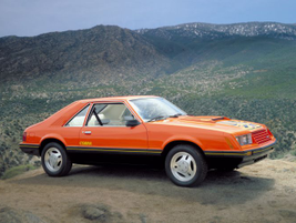 The 1979 third-generation Mustang was redesigned based on the longer Fox platform. The Cobra...