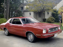 For the 1974 model year, Ford released the Mustang II after Lee Iacocca, then Ford president,...