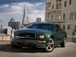 In 2008, Ford released the Mustang Bullitt in highland green that paid tribute to the GT 390...