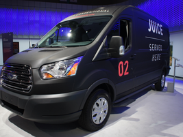 2018 Ford Medium-Roof Transit Van