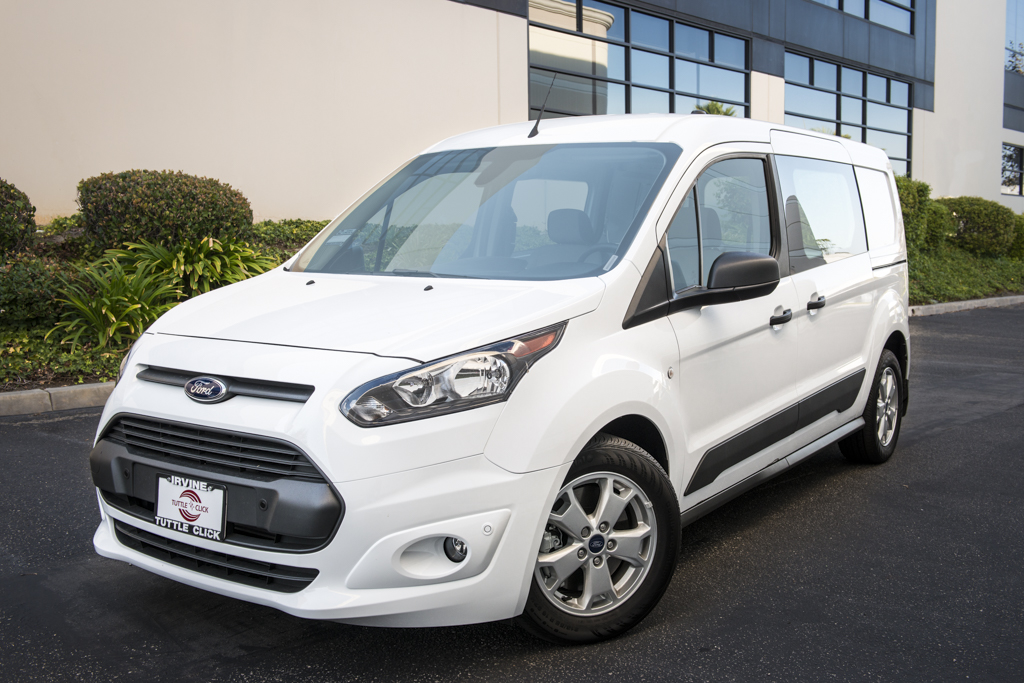 Ford's 2014 Transit Connect Cargo Van
