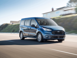 Ford's Transit Connect will enter its third generation in 2019 with many new features.