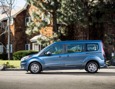 Ford has been offering a passenger variant of its Transit Connect since the 2011 model year.