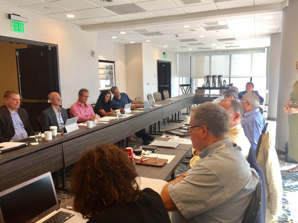 The Global Fleet Networking Consortium hosted its first in-person strategic planning meeting. It...