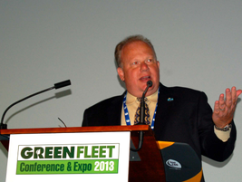 The City of Sacramento, Calif., was named the No. 1 Government Green Fleet. Keith Leech, fleet...