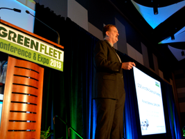 Richard Battersby closed the event as the final keynote speaker. Battersby gave an overview of...