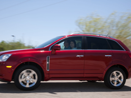 The Chevrolet Traverse.