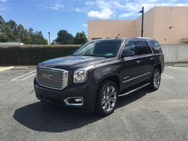 The Yukon Denali XL offers a multitude of luxurious interior appointments.
