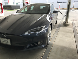 Tesla vehicles are offered with a four year, 50,000 mile new-vehicle limited warranty and an...