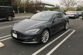 Tesla's Model S