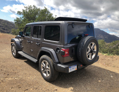 About 80% of Wranglers sold in the U.S. have four doors.
