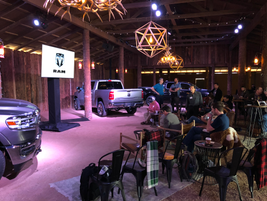 Ram provided members of the press an opportunity to test drive the all-new 2019 Ram 1500 at a...